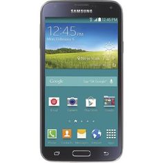 Straight Talk Samsung Galaxy S5 4G LTE Prepaid Smartphone