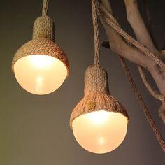 Luna Lana Wool Pendant Lighting Amazing Ideas
