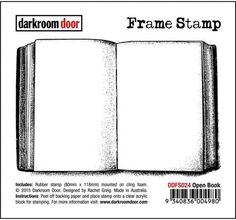 Darkroom Door Rubber Stamps (Page 2) - 123Stitch.com
