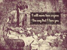 I will never love anyone else the way I love you.  #francisvalois #marystuart #Reign #tobyregbo #adelaidekane #frary #fraryloveiseternal #tobelaide #ivebeenwaitingforyou #mysweetfraryheart