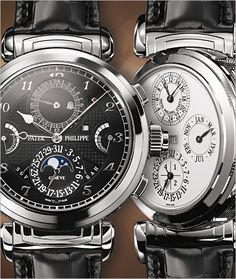Patek Philippe Grandmaster Chime Complications Ref. 6300G-001 White Gold (Ø47.4мм) power reserve: 72hrs