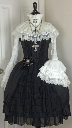 Dear I Dread I've Simply Lost My Head, porphyria-ashenden:   Atelier Pierrot blouse and...