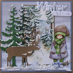 3d Cards, Marianne Design, Card Tags, Cardmaking, Daisy, Moose Art, Christmas Cards, Projects To Try, Paper