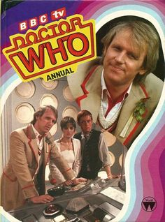 Did you own any of these original BBC TV Dr Who and Dalek annuals which were published from 1964 to Full list with cover photos of every annual. Fifth Doctor, Doctor Who, Bbc Tv, Dalek, Dr Who, Cover Photos, Comics, Books, Fictional Characters