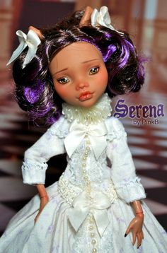 Serena by PinkB Outfits by CircleRose