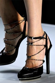 Christian Dior Shoes- would also like the pink version.