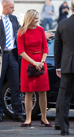 King Willem-Alexander and Queen Maxima Attend Symposium China In The Netherlands on October 1, 2015 in Leiden, Netherlands