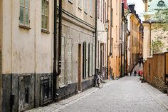 Somewhere in Stockholm