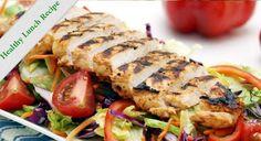 Dijon Chicken Salad Recipe