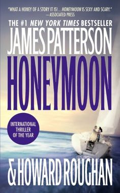 James Patterson.. LOVED IT!  I seriously read this book in two day, just couldn't put it down.