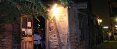Jean-Lafittes-Blacksmith-Shop-Bar - One of the Oldest Bar in the U.S., New Orleans, LA