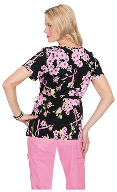 Koi Kathryn Top - In The Pink