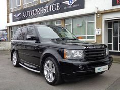 2006 Land Rover Range Rover Sport 2.7 TDV6 HSE 5dr FULL STAGE 3 COLOUR CODE | £14,990
