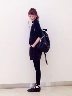 KATHARINE ROSS 難波店 | sakiさんのバックパック/リュック「KATHARINE ROSS 【KATHARINE ROSS】ブラッシュアップリュック」を使ったコーディネート