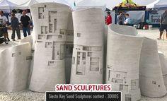 Siesta Key Sand Sculptures announced its winners - 3000$. Read full article: http://webneel.com/sand-sculptures | more http://webneel.com/daily | Follow us www.pinterest.com/webneel