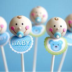 Baby idee: kraamfeest - Babyborrel.