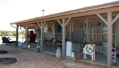 River Road Ranch Resort: The Bunkhouse, Feedmill, Silo and Minna's Haus
