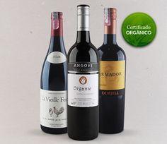Orgânicos que valem muito a pena: La Vieille Ferme, Angove e Armador #vinho #vinhoorganico #vinhotinto #organico