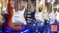 Fender American Professional Series 🎸 #fender #fenderamericanprofessional #americanprofessional #fenderstratocaster #fenderstrat #stratocaster #strat #guitar #electricguitar #megamusic #megamusicmyaree