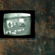 Photek - 'The Hidden Camera' EP  (1996)