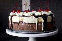 hot. fudge. sundae. cake. by smitten, via Flickr