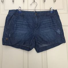Selling this Jean Shorts from Forever 21. in my Poshmark closet! My username is: ampu145. #shopmycloset #poshmark #fashion #shopping #style #forsale #Forever 21 #Pants