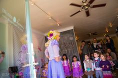 Rapunzel at the Mints and Honey venue