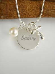 Necklaces & Pendants Industrious Pearl Beads With Rhinestone Cross Baptism Christening Communion Gift Necklace