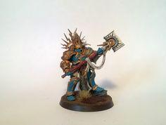 Małe Figurkowo: Warhammer Age of Sigmar Celestial Vindicators Retr...