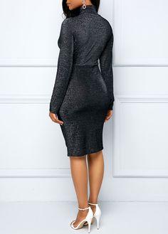 272806fa 34 Best Black sheath dress style images | Dress black, Block dress ...