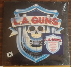 ON SALE NOW ! L.A. Guns / Self Titled / RARE / Sex Action / Vertigo / NM / Vinyl LP Record