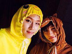MONSTA X   Jooheon & I.M