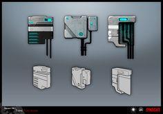 SYNDICATE concept - fuseboxes by torvenius.deviantart.com on @DeviantArt