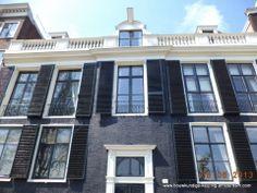 Amstel 256 Amsterdam - Fred Tokkie heeft de bouwkundige keuring van dit zeer bijzondere grachtenpand aan de Amstel