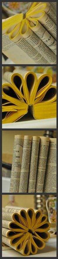 book page decor, how to wedding-ideas