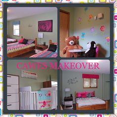 CAWES makeover
