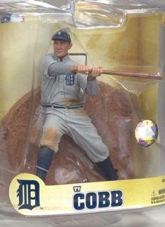 Action Figure Boxes - Baseball: Ty Cobb