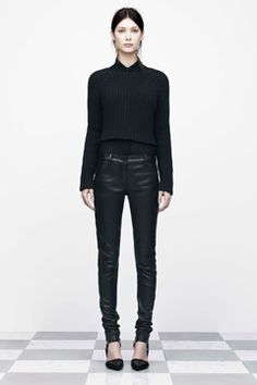 T by Alexander Wang Fall 2012 Ready-to-Wear Collection