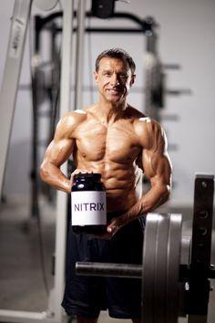 John Shumate Supplements for Masters Athletes