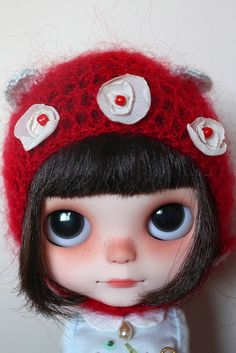 hat and color...     chocolate butter is looking for new home by * MeiMei *, via Flickr