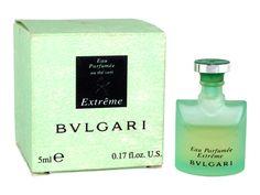 Bvlgari - Miniature Eau Parfumée Extrême (Eau parfumée 5ml)