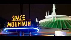 Space Mountain Full Soundtrack - YouTube