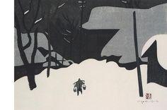 Kiyoshi Saito | 『会津の冬(8) 中野』1970