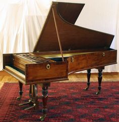 Broadwood Fortepiano--old, very old