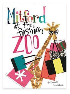 Penguin Random House - Mitford At The Fashion Zoo Book