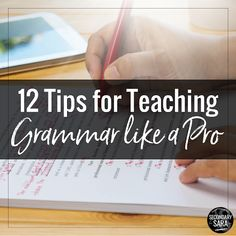 12 Tips for Teaching