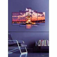 Kız Kulesi Tablosu RMB-109 - 190x120 cm