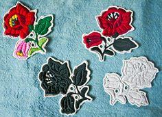 Roses from the Kalocsa region