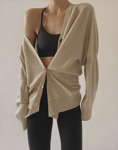 Lazy Outfits, Casual Outfits, Cute Outfits, Fashion Outfits, Lounge Outfit, Neutral Outfit, Daily Look, Kawaii Fashion, Aesthetic Fashion