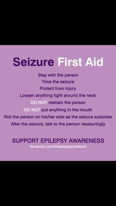 Seizure first aid Nursing School Tips, Nursing Career, Nursing Tips, Nursing Notes, Nursing Board, Becoming A Nurse, Pediatric Nursing, Medical Assistant, Student Studying